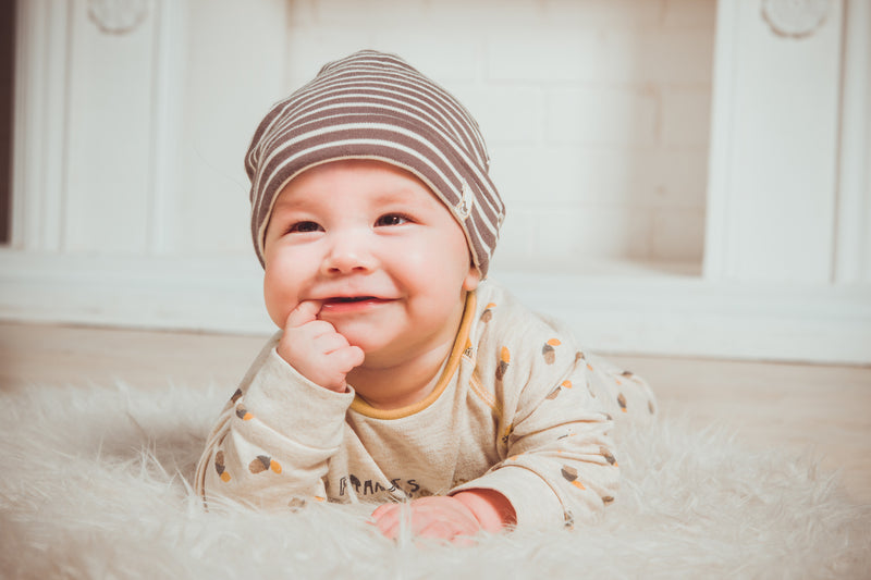 Looking for teething remedies for your newly teething baby? Try these