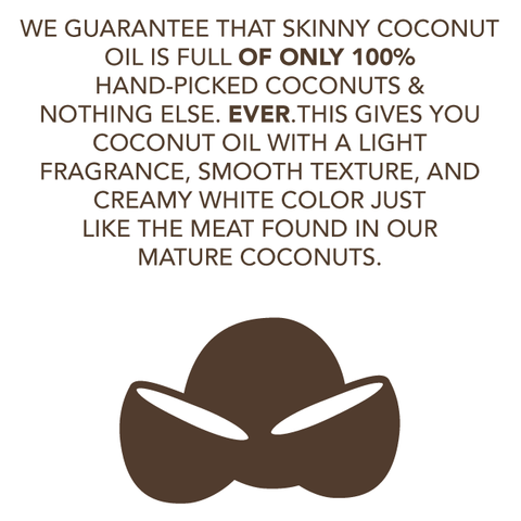 Guaranteed Coconut Oil