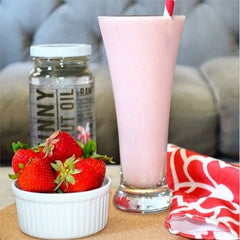 Skinny Coconut Oil Smoothie