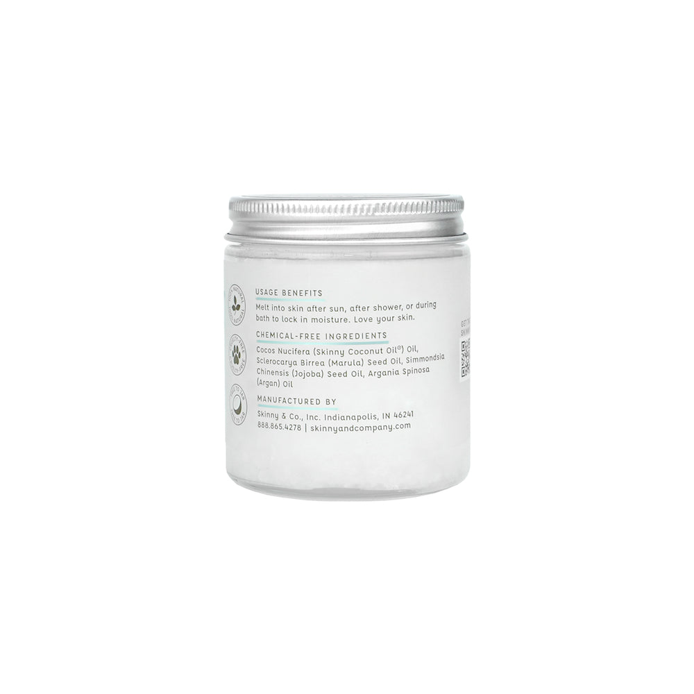 Unscented Body Melt - The Skinny - Skincare Reimagined