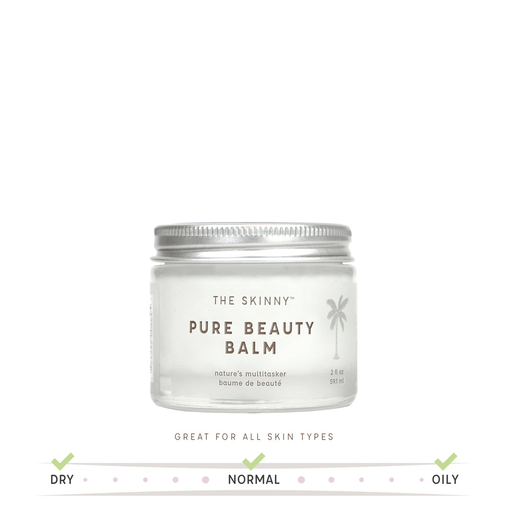 Pure Beauty Balm - The Ultimate Multitasker - 2 oz - The Skinny - Skincare Reimagined