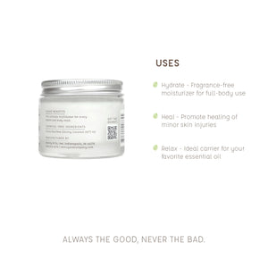 Pure Beauty Balm - The Ultimate Multitasker - 2 oz - Skinny and Company - Skinny Coconut Oil