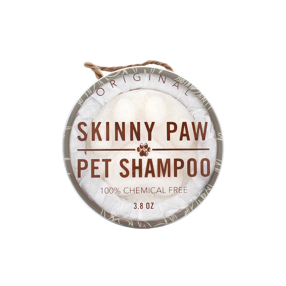 Original Skinny Paw Bath Bar - Skinny and Company - Skinny Coconut Oil