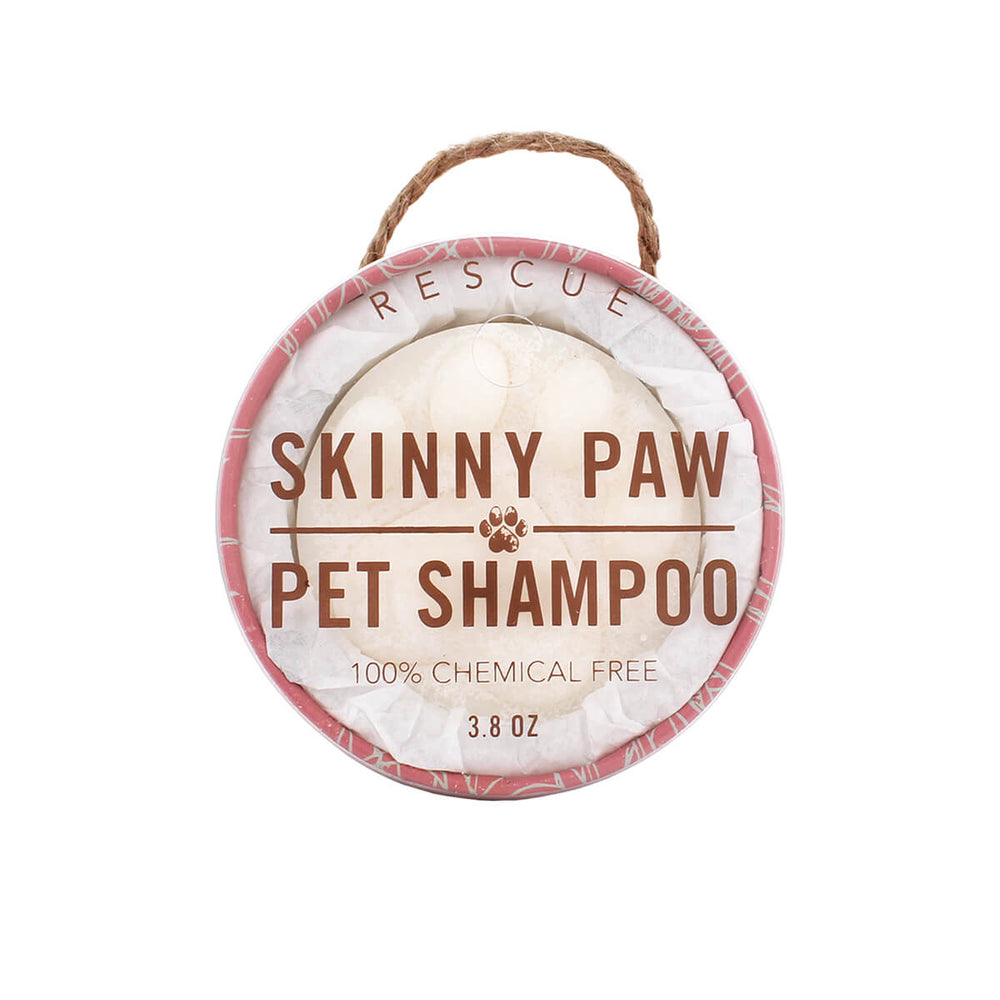 Rescue Skinny Paw Bath Bar - Skinny and Company - Skinny Coconut Oil