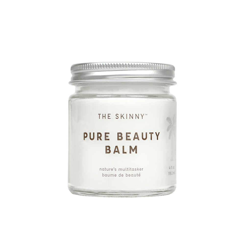 Pure Beauty Balm - The Ultimate Multitasker - 4 oz - The Skinny - Skincare Reimagined