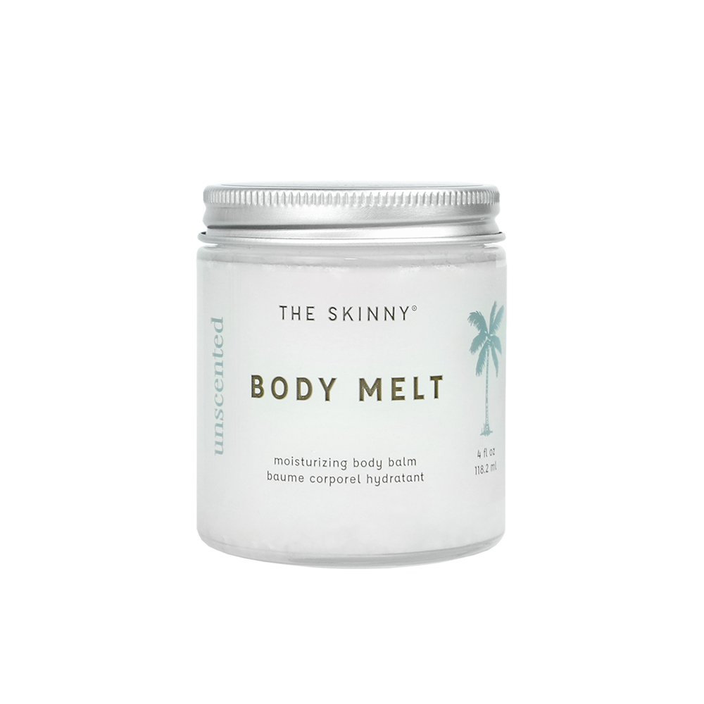 Unscented Body Melt - The Skinny