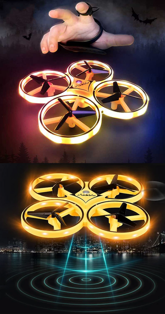 FireFly Tracker™ Gesture Remote Control Smart Drone