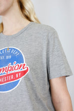 Load image into Gallery viewer, Vintage Champion T-Shirt in Grey in Size S