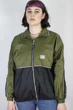 Load image into Gallery viewer, Vintage Adidas Shell Jacket Windbreaker in Green in Size S