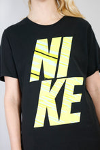 Load image into Gallery viewer, Vintage Nike T-Shirt in Black in Size M/L