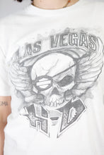 Load image into Gallery viewer, Vintage Harley-Davidson T-Shirt in White in Size M