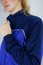 Load image into Gallery viewer, Vintage Adidas Track Jacket in Blue in Size S