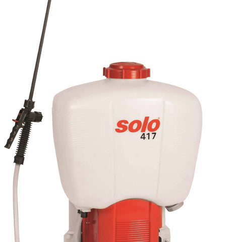 Solo 417 BACKPACK SPRAYER ELECTRIC 12V - 18L