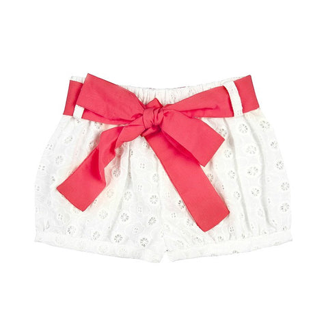 'Mia' Shorts in Eyelet