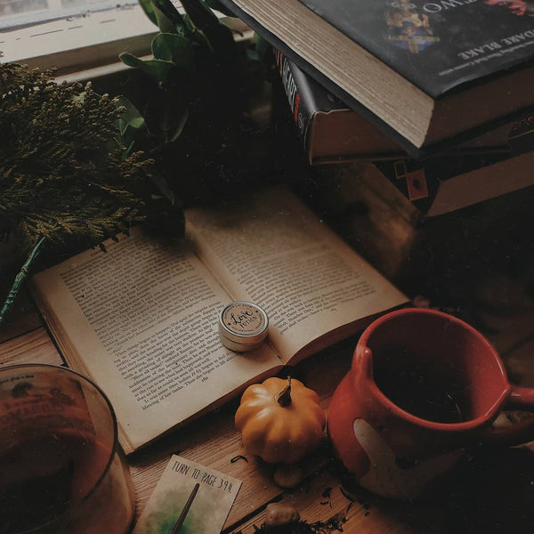 9 Books To Read In Self-Isolation | Literary Lip Balms
