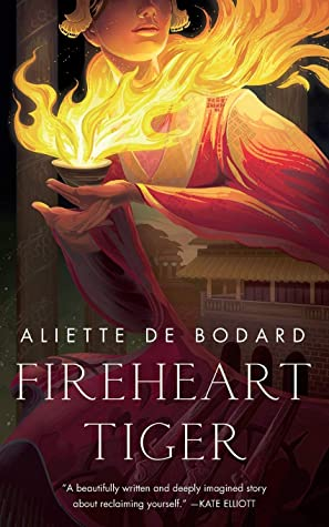 Fireheart Tiger book cover