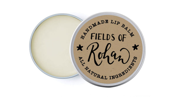 Fields of Rohan - Literary Lip Balms