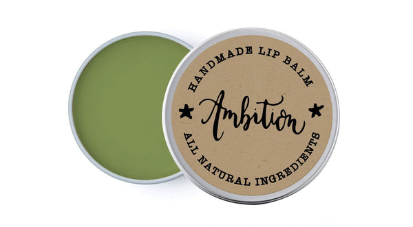 House Ambition - Literary Lip Balms