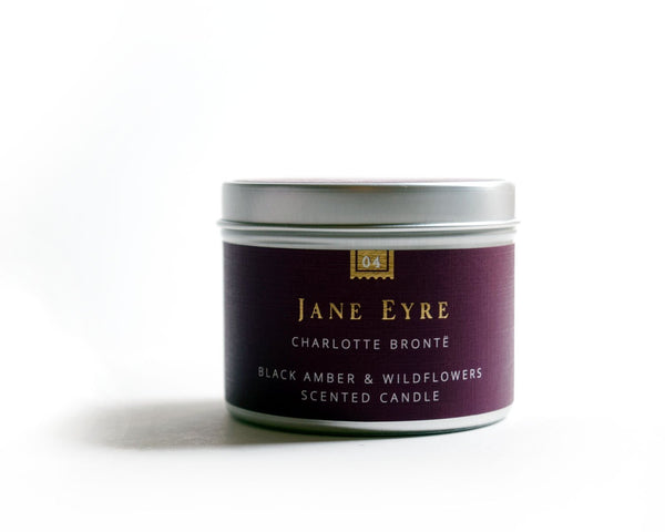 Jane Eyre Soy Candle - candle by Literary Lip Balms