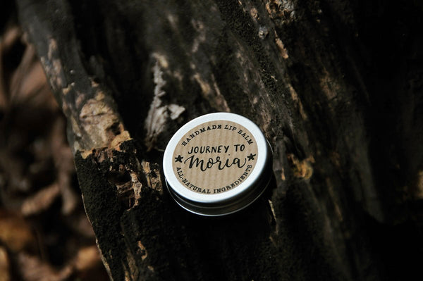 Journey to Moria - Literary Lip Balms