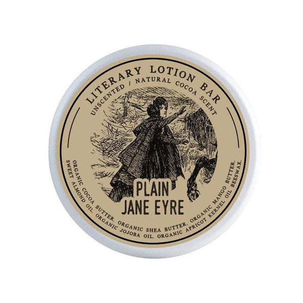 Plain Jane Eyre Lotion Bar - Lotion Bar by Literary Lip Balms