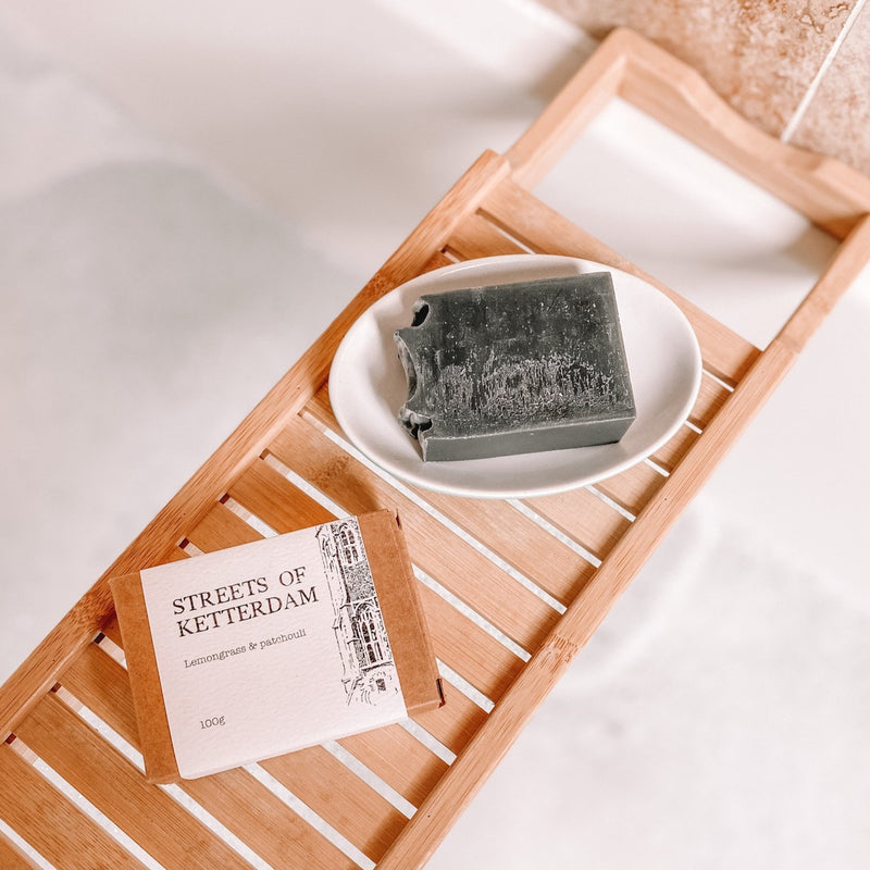 Streets of Ketterdam Soap Bar - Soap by Literary Lip Balms
