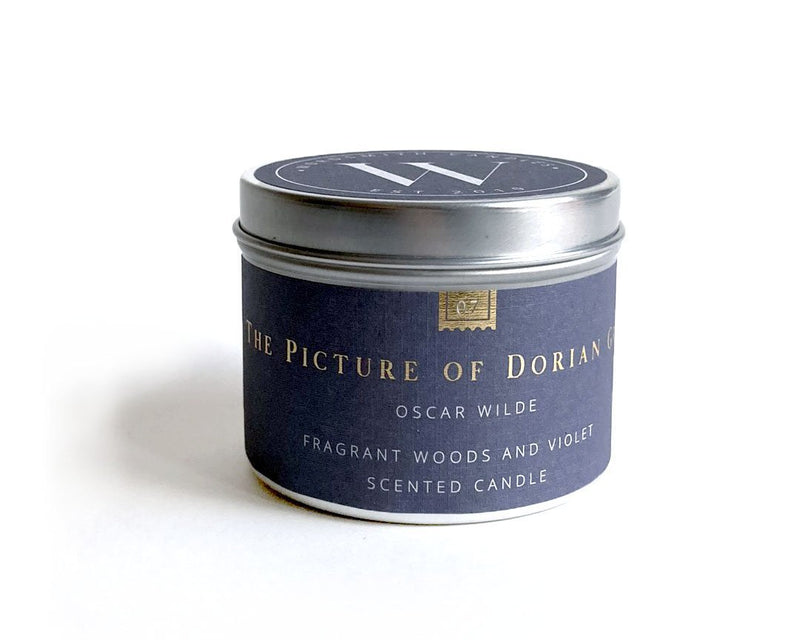 The Picture of Dorian Gray Candle - candle by Literary Lip Balms