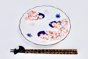 Plate - Sakura and Maple