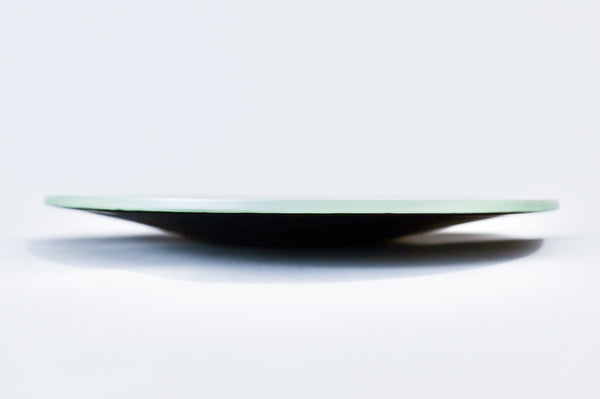 Plate - Pearl × Green