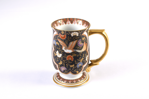 Mug - Gold Black Houou