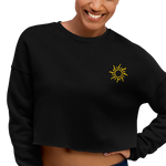 Load image into Gallery viewer, Solstice Cropped Sweatshirt