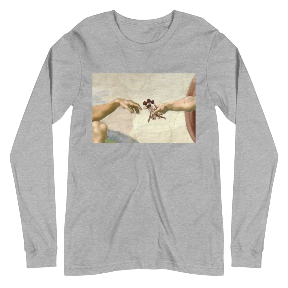 Women's Adam's Awakening Long Sleeve