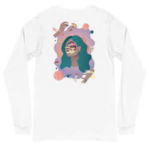 Space Face Long Sleeve