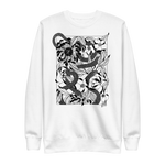 Load image into Gallery viewer, Psychedelic Serpent Crewneck