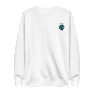 Women's Be Here Now Crewneck