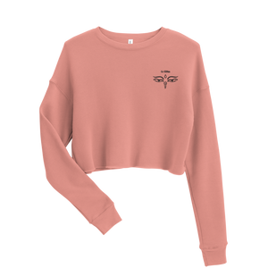Go Within Cropped Sweatshirt