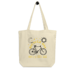 Load image into Gallery viewer, Bicycle Day Tote Bag