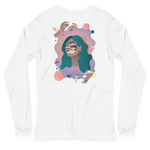 Load image into Gallery viewer, Women's Space Face Long sleeve