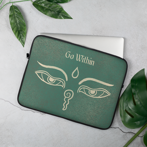 Go Within Laptop Case