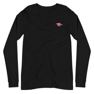 Women's Space Face Long sleeve