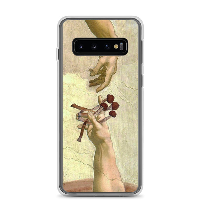 Adam's Awakening Samsung Phone Case