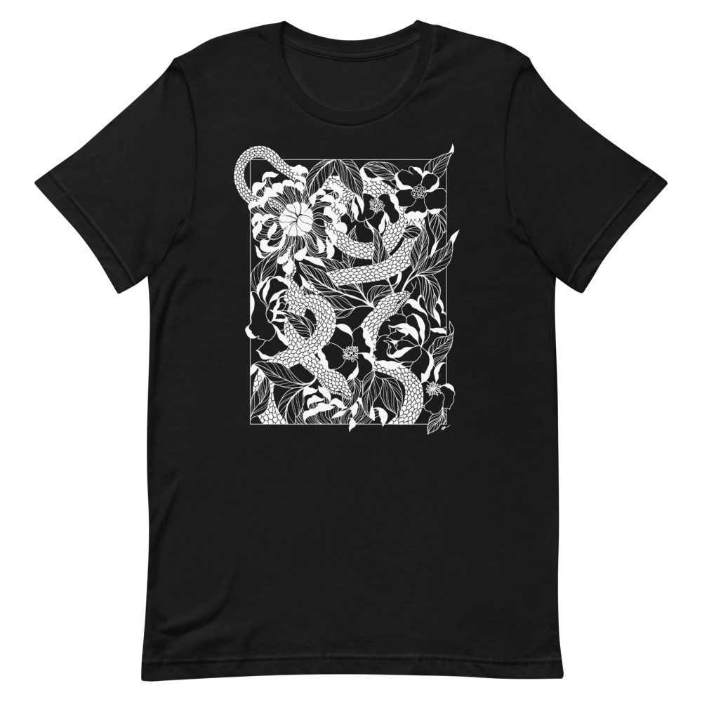 Psychedelic Serpent T-Shirt