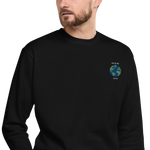 Load image into Gallery viewer, Be Here Now Crewneck