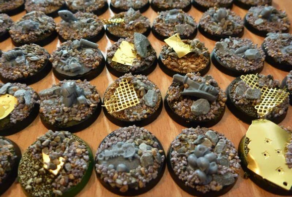 Basing and Storage