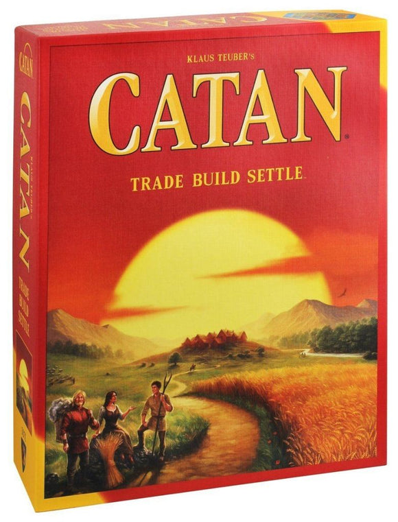 Catan 5th Ed
