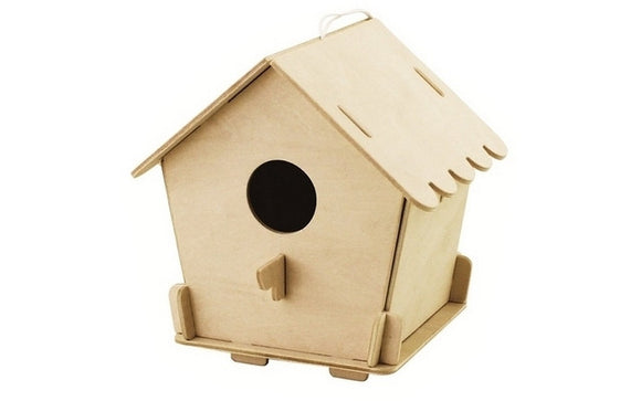 Robotime Bird House (Closed)<br>(Shipped in 10-14 days)