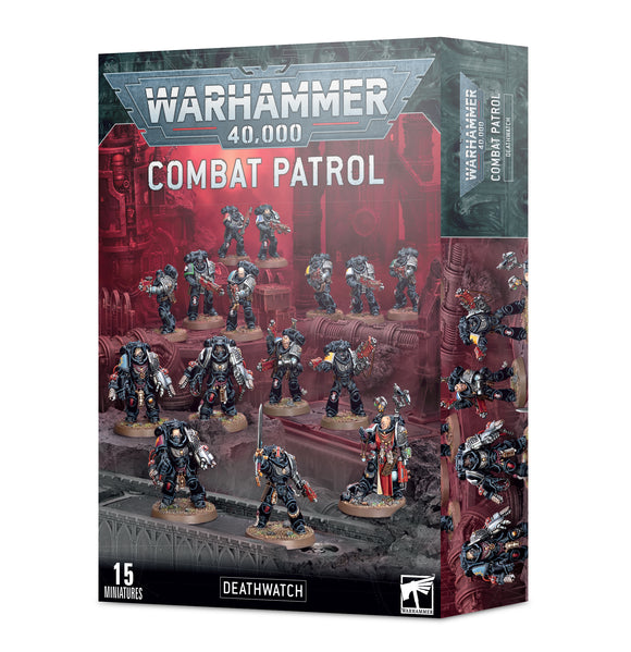 COMBAT PATROL: DEATHWATCH<br>(Shipped in 14-28 days)
