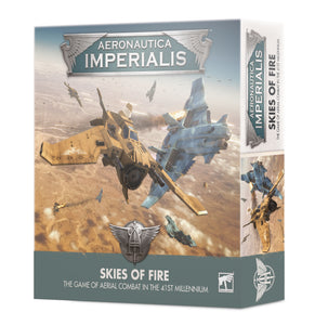AERO/IMPERIALIS: SKIES OF FIRE (ENGLISH)<br>(Shipped in 14-28 days)