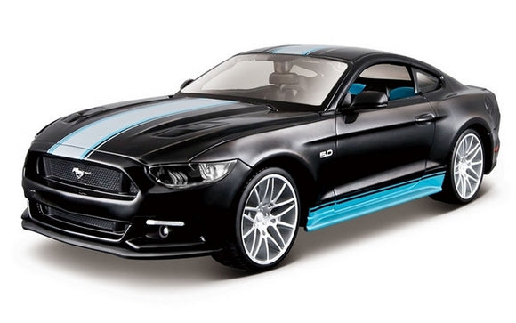 Maisto 1/24 Ford Mustang GT 2015 DESIGN (Kit)<br>(Shipped in 10-14 days)