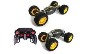 Funny Box R/C Ultimate X Stunt Car w/Battery & USB<br>(Shipped in 10-14 days)